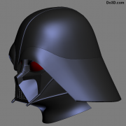 darth vador 3D printable 1