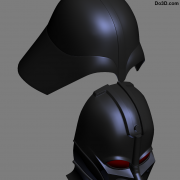 darth vador 3D printable 3