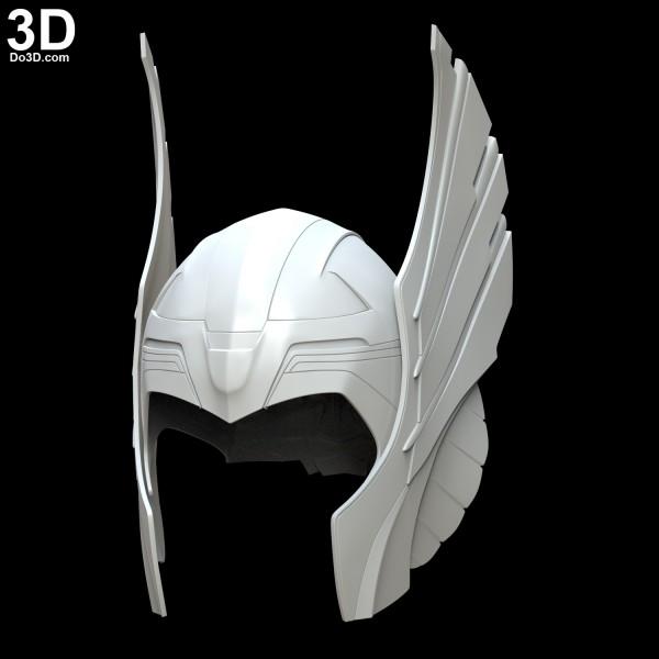 thor-2011-original-classic-helmet-3d-printable-model-print-file-stl-do3d-com