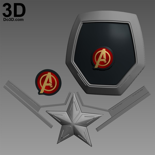 captain-america-shoulder-armor-chest-star-avengers-emblem-logo-3d-printable-model-print-file-stl-by-do3d