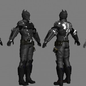 arkham knight do3d printable