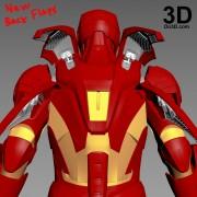 mk-7-mark-VII-Iron-man-tony-stark-armor-suit-3d-printable-model-print-file-stl-back-flaps-details-by-do3d-com-01