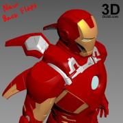mk-7-mark-VII-Iron-man-tony-stark-armor-suit-3d-printable-model-print-file-stl-back-flaps-details-by-do3d-com-02