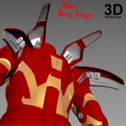 mk-7-mark-VII-Iron-man-tony-stark-armor-suit-3d-printable-model-print-file-stl-back-flaps-details-by-do3d-com