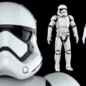 3d printable stromtrooper by do3d