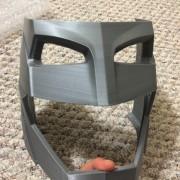 Batman V Superman BVS DOJ Armored Helmet 3D printed by do3d.com