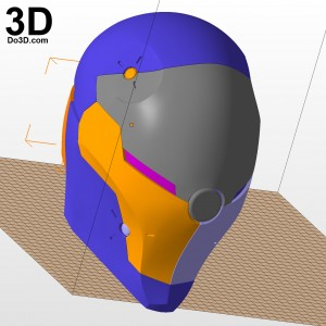 Gray-Fox-Helmet-Metal-Gear-3d-printable-model-print-file-stl-by-Do3D-com