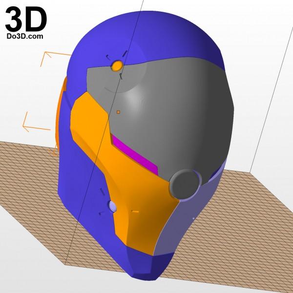 Gray-Fox-Helmet-Metal-Gear-3d-printable-model-print-file-stl-by-Do3D-com