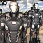 War-machin-helmet-suit-mark-3-iii-mk-civil-war-iron-man-armor-003-3d-printable-file-print-file-by-do3d-STL-Printed-display-01
