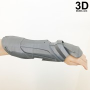 daisy-johnson-agent-of shield-gauntlet-3d-printed-by-do3d-06 copy
