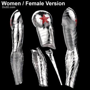 women-female-winter-soldier-arm-version-2-3d-printable-model-stl-obj-file-by-do3d-com-01