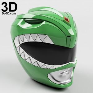 green-ranger-MMRP-Classic-helmet-power-rangers-3d-printable-model-print-file-by-do3d-com