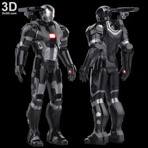 Iron-man-mark-II-War-Machine-mk-2-3d-printable-model-stl-file-by-do3d-com