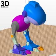 Mouser-Robot-Teenage-Mutant-Ninja-Turtles-3d-printable-model-print-file-stl-by-do3d-com-11