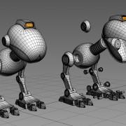 Mouser-robot-3d-printable-by-do3d-com-01