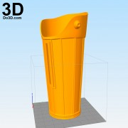 forearm-body-c3po-star-wars-3d-printable-model-print-file-stl-by-do3d-com