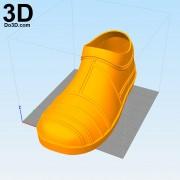 shoe-left-leg-c3po-star-wars-3d-printable-model-print-file-stl-by-do3d-com