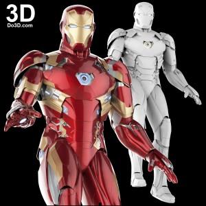 iron-man-full-body-mark-XLVI-mk-46-3d-printable-STL-file-by-do3d-com-1