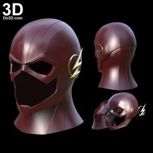 the-flash-season-2-3d-printable-helmet-model-stl-file-by-do3d-com