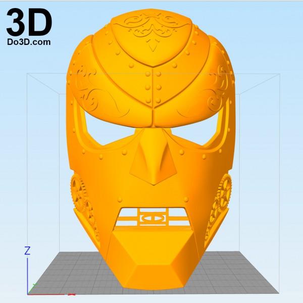 Doctor-Victor-Von-Doom-mask-3d-printable-by-do3d-com