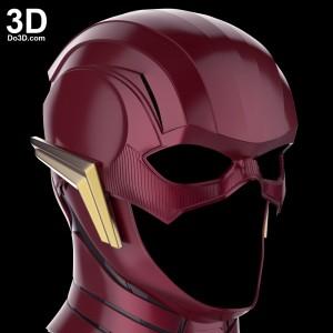 Justice-League-Flash-Helmet-3d-printable-model-print-file-stl-by-do3d-com-01