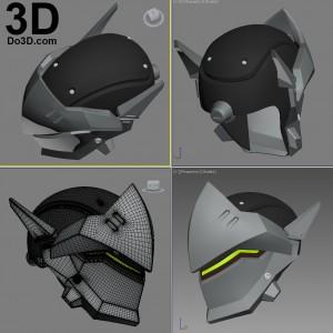 genji-overwatch-helmet-3d-printable-print-file-stl-obj-by-do3d-com
