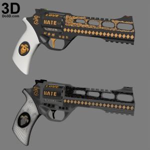 harley-quinn-gun-suicide-squad-3d-printable-model-print-file-stl-by-do3d-com-01
