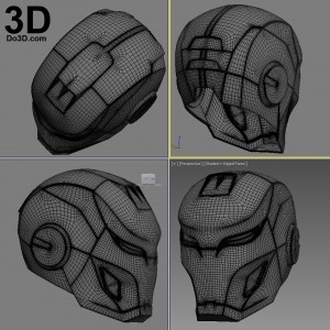iron-girl-woman-pepper-potts-barracuda-armor-helmet-3d-printable-model-print-file-stl-by-do3d