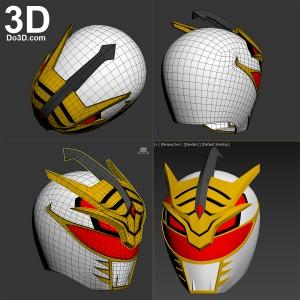 Lord-Drakkon-Mysterious-Power-Ranger-Helmet-3d-printable-model-print-file-stl-by-do3d