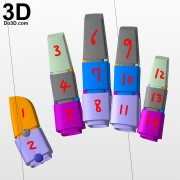 finger-instructions-robocop-1987-classice-hand-glove-armor-3d-printable-model-stl-print-file-by-do3d-com