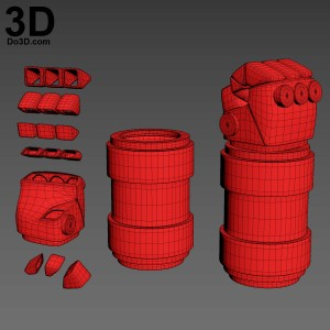 hell-boy-hellboy-gauntlet-glove-fingers-forearm-3d-printable-model-print-file-stl-by-do3d-com