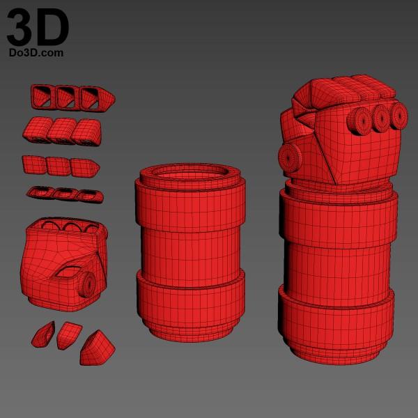hell-boy-hellboy-gauntlet-glove-fingers-forearm-3d-printable-model-print-file-stl-by-do3d-com