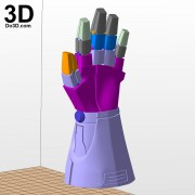 robocop-1987-classice-hand-glove-armor-3d-printable-model-stl-print-file-by-do3d-com