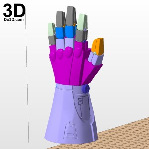robocop-1987-classice-hand-glove-armor-gauntlet-3d-printable-model-stl-print-file-by-do3d-com