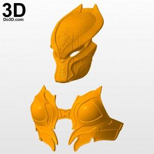 female-predator-helmet-chest-armor-breastplate-3d-printable-model-print-file-stl-by-do3d