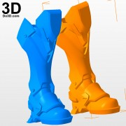 reaper overwatch-boots-shin-shoes-3d-printable-model-print-file-stl-do3d-com