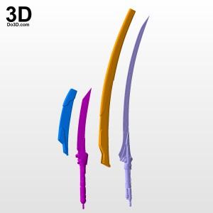 Overwatch-Uprising-Genji-Blackwatch-Skin-sword-set-katana-3d-printable-model-print-file-stl-by-do3d