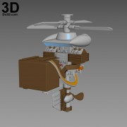 Security-Bot-Bioshock-robot-3d-printable-model-print-file-stl-do3d-com