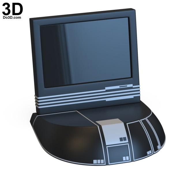 star-trek-next-generation-TNG-Picard-Ready-Room-Desktop-Computer-3dprintable-model-print-file-stl-do3d-prop