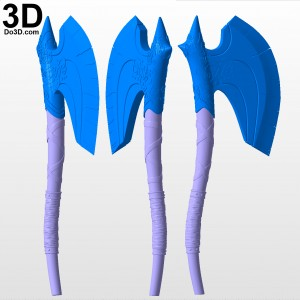 jane-foster-lady-thor-axe-jarnbjorn-3d-printable-model-print-file-stl-do3d