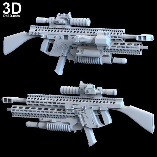 Cable-BFG-blaster-gun-weapon-from-deadpool-2-3d-printable-model-print-file-stl-do3d