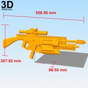 Cable-BFG-blaster-gun-weapon-from-deadpool-2-3d-printable-model-print-file-stl-do3d-measurements