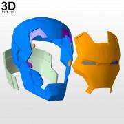 Mark-XLII-XLIII-Armor-suit-Helmet-MK-42-42-Iron-Man-III-3-3d-printable-model-print-file-stl-cosplay-prop-04