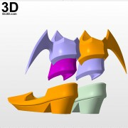 Kingdom-Hearts-Birth-by-Sleep-aqua-ankle-shoes-arm-piece-armor-3d-printable-model-print-file-stl-by-do3d-02