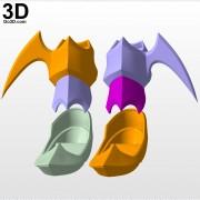 Kingdom-Hearts-Birth-by-Sleep-aqua-ankle-shoes-arm-piece-armor-3d-printable-model-print-file-stl-by-do3d-03