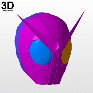 Kamen-Rider-W-Cyclone-Joker-Mask-Helmet-3d-printable-model-print-file-stl-cosplay-prop-by-do3d-03