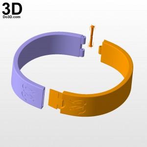 Dumbledore-admonitors-bracelet-3D-printable-model-print-file-stl-by-do3d