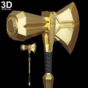 Thor-stormbreaker-asgardian-axe-avengers-4-endgame-infinity-war-weapon-3d-printable-model-print-file-stl-do3d-straight-engraved-handle-7