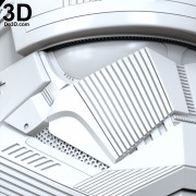 SITH TROOPER STAR WARS THE RISE OF SKYWALKER helmet 3d printable print file stl do3d-04
