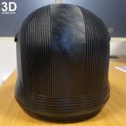 SITH TROOPER STAR WARS THE RISE OF SKYWALKER helmet armor 3d printable print file stl do3d helmet printed 09